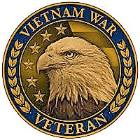50th Ann. Vietnam Veteran's Pin